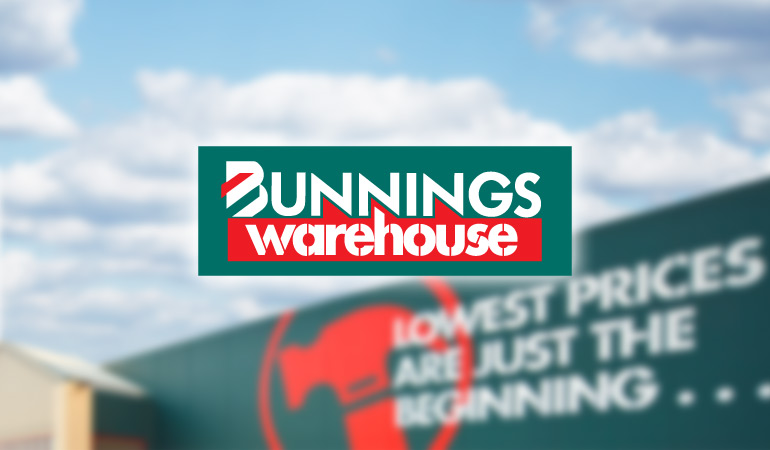 Hookz at Bunnings Warehouse